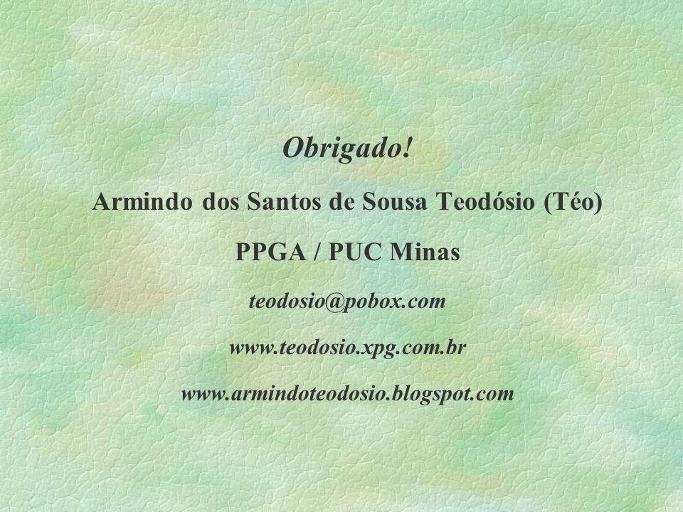 Armindo dos Santos de Sousa Teodósio (Téo)