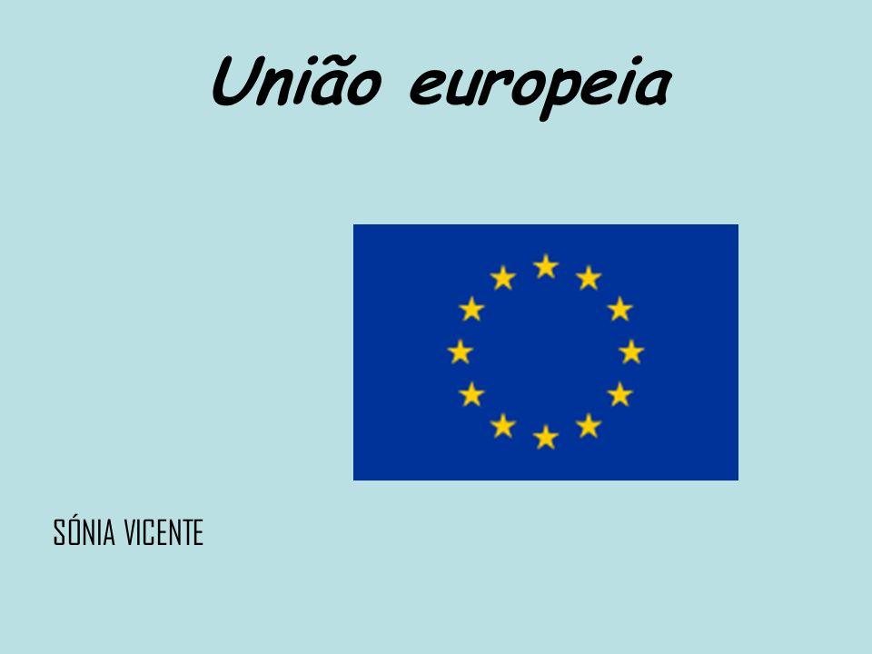 União europeia SÓNIA VICENTE