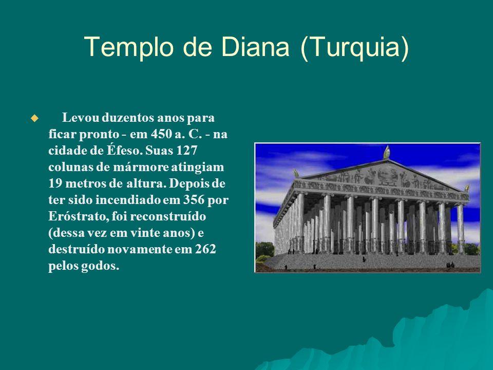 Templo de Diana (Turquia)