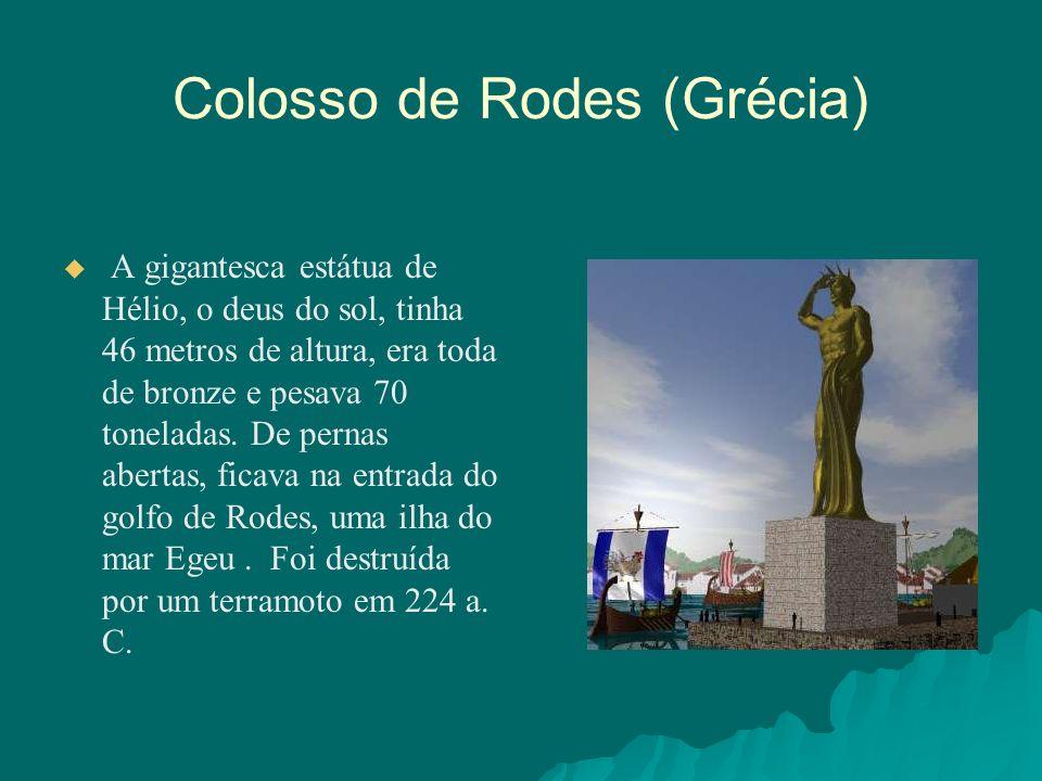 Colosso de Rodes (Grécia)