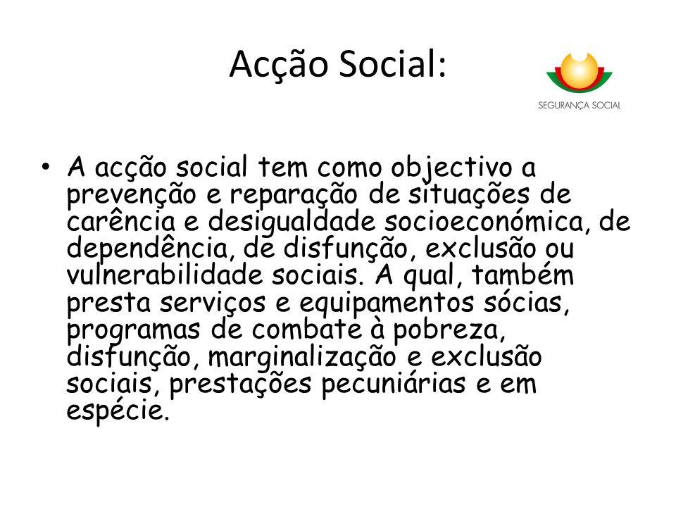 Acção Social: