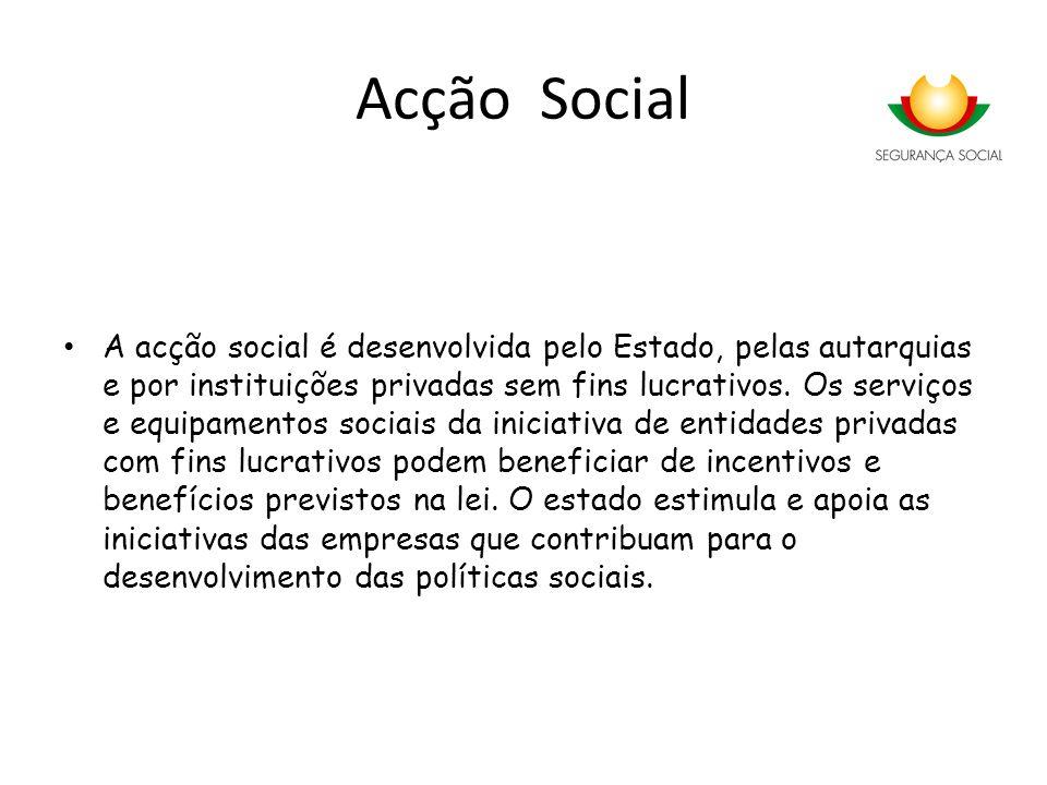 Acção Social