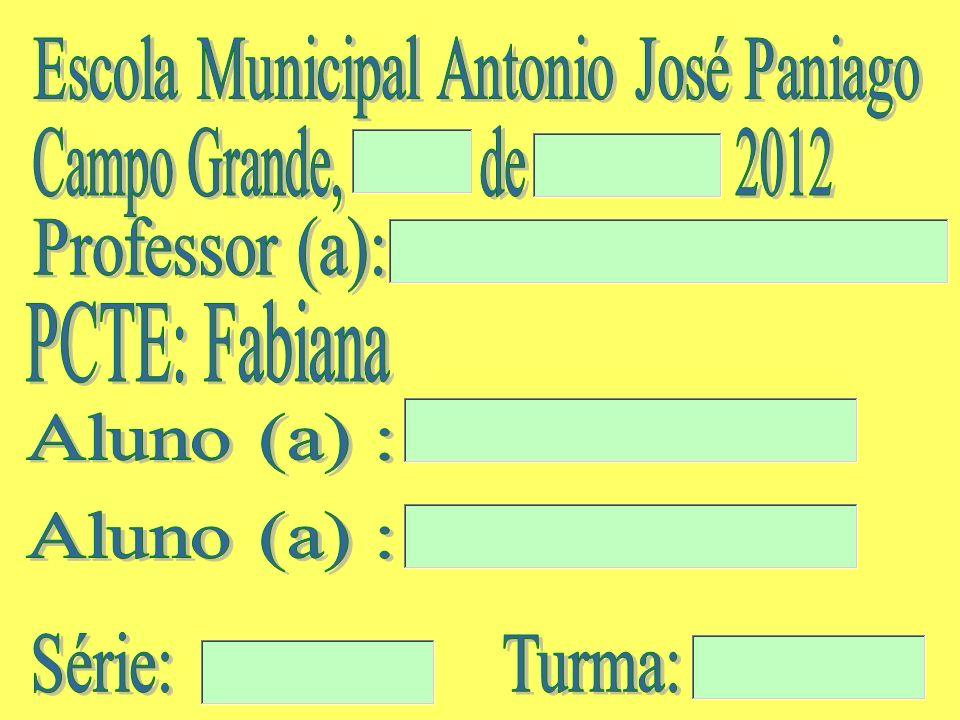Escola Municipal Antonio José Paniago