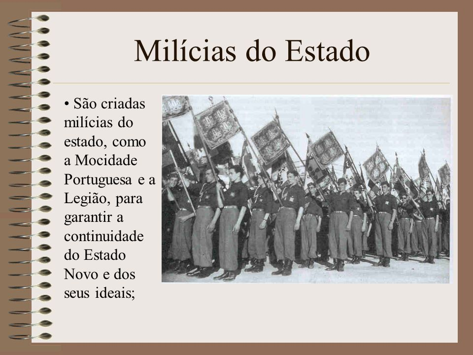 Milícias do Estado