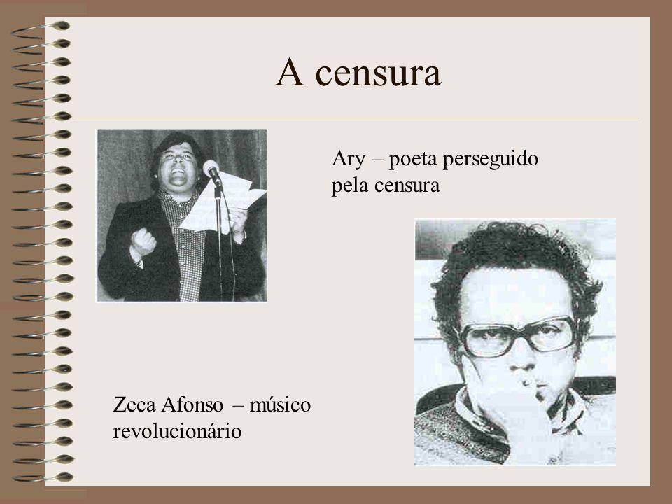 A censura Ary – poeta perseguido pela censura
