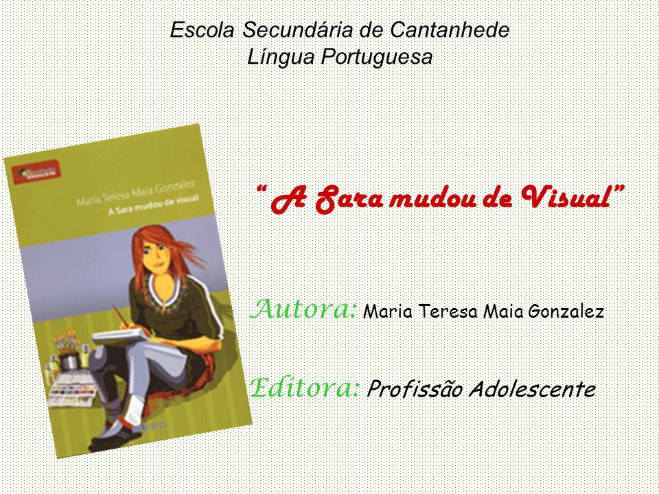 Escola Secundária de Cantanhede Língua Portuguesa