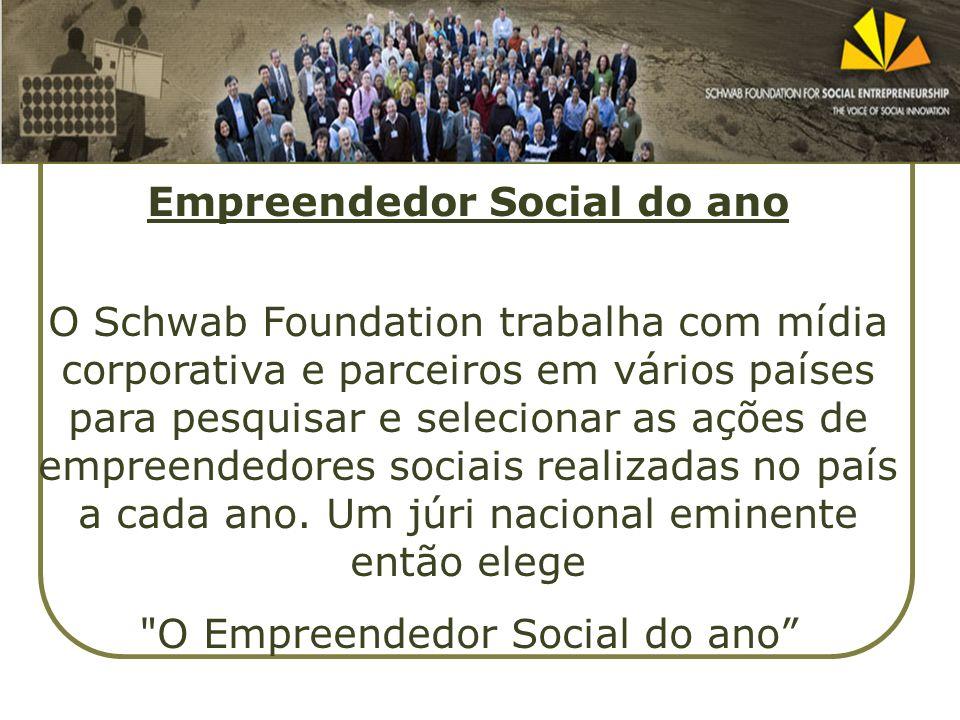 Empreendedor Social do ano