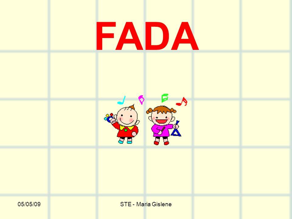 FADA 05/05/09 STE - Maria Gislene