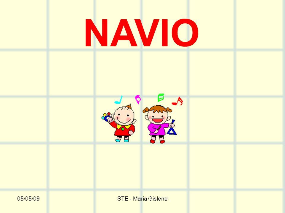 NAVIO 05/05/09 STE - Maria Gislene