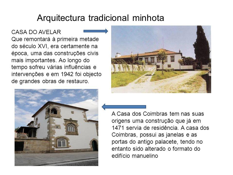 Arquitectura tradicional minhota