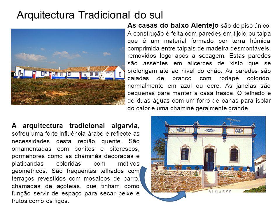 Arquitectura Tradicional do sul
