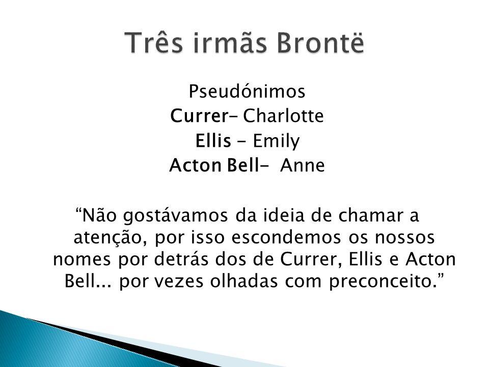 Três irmãs Brontë