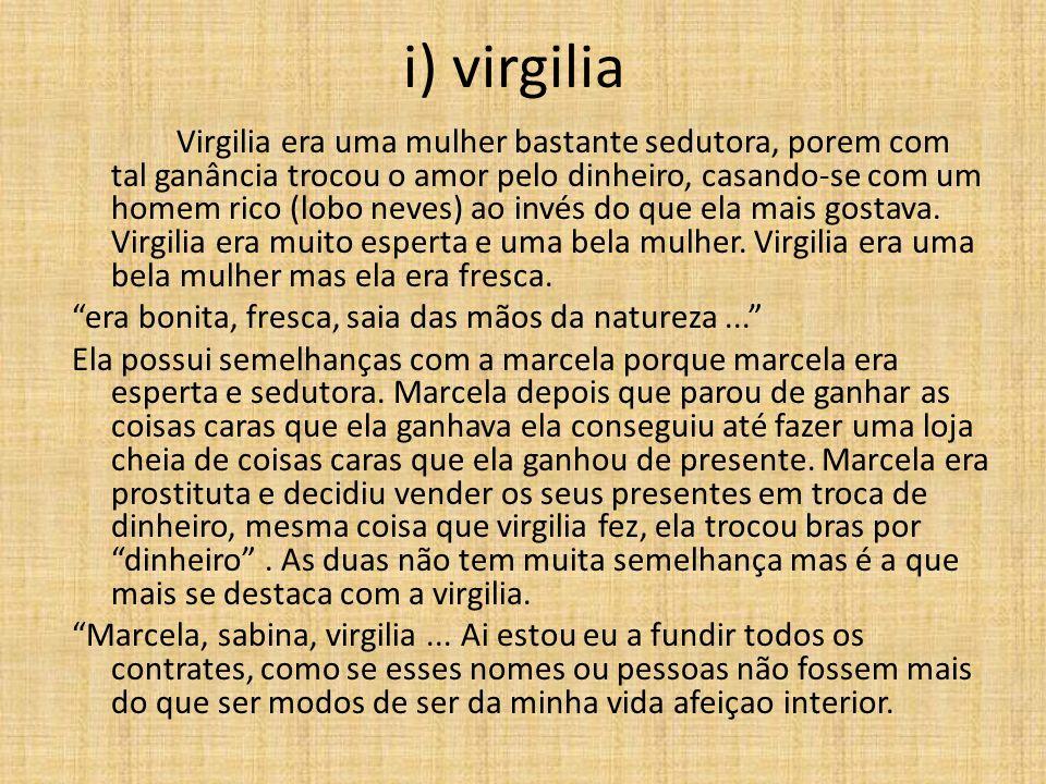 i) virgilia