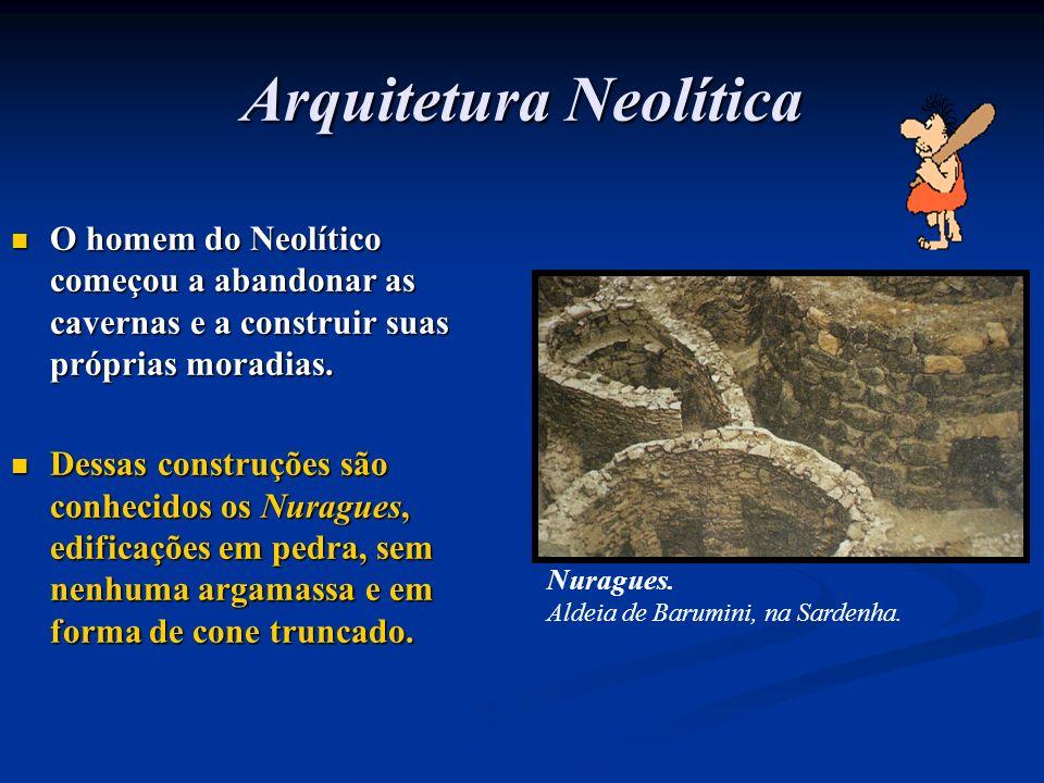 Arquitetura Neolítica