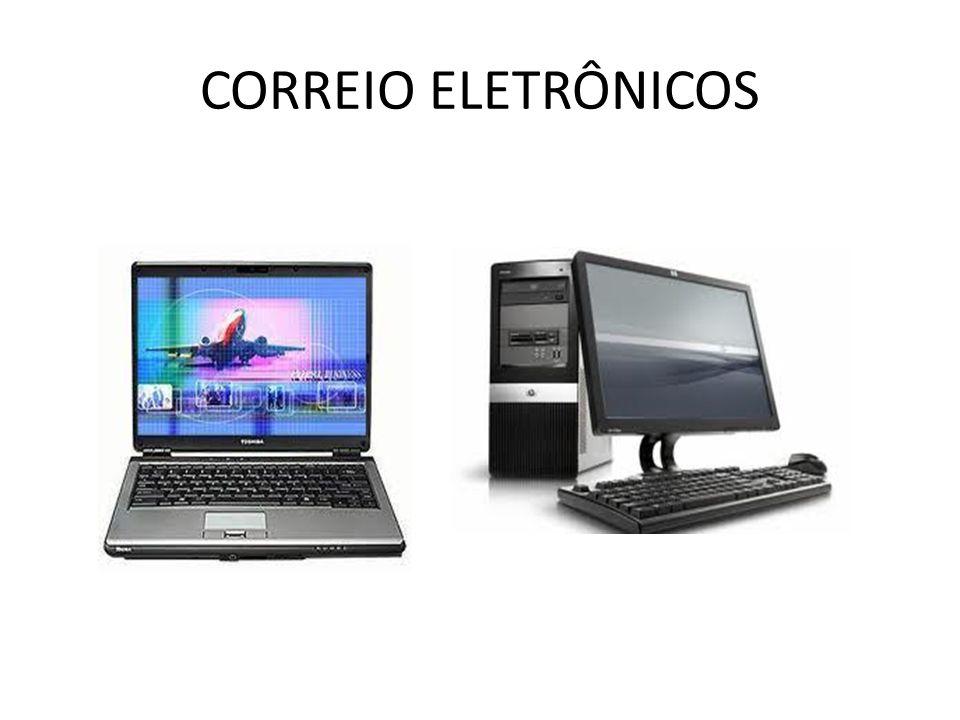 CORREIO ELETRÔNICOS