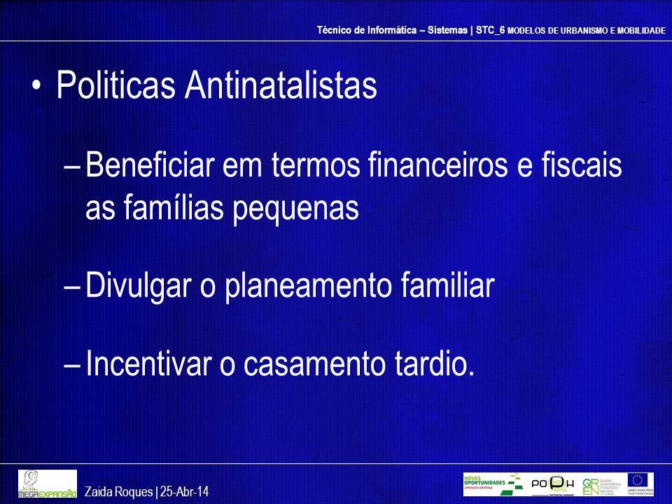 Politicas Antinatalistas