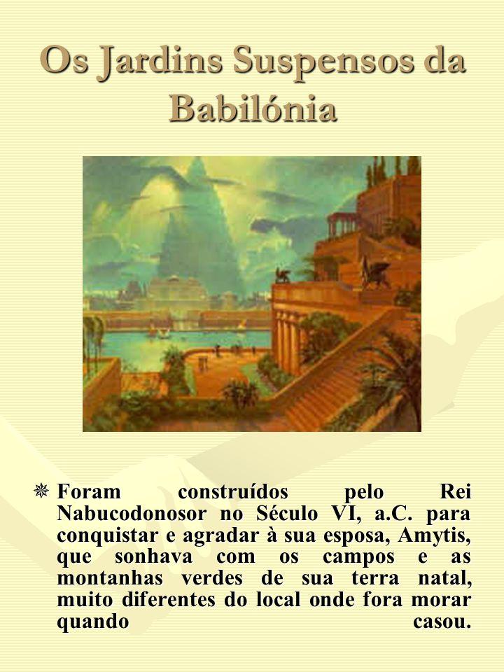 Os Jardins Suspensos da Babilónia