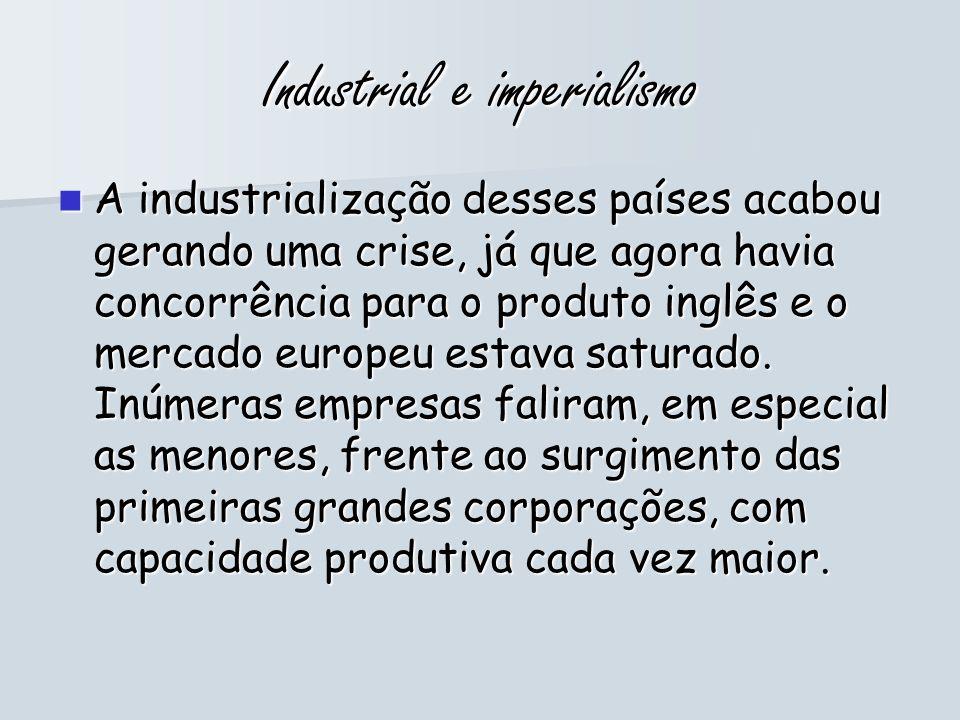 Industrial e imperialismo