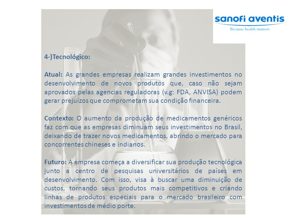 4-)Tecnológico:
