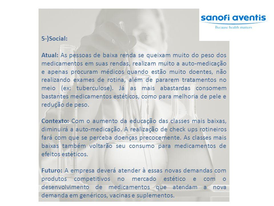 5-)Social: