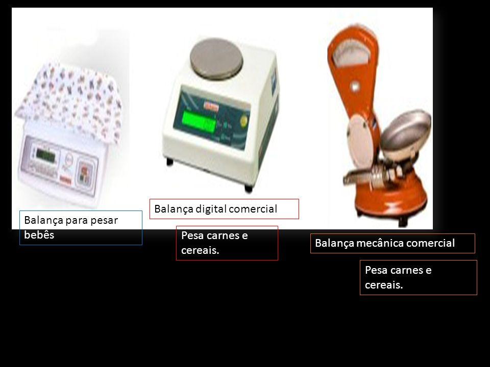 . Balança digital comercial Balança para pesar bebês. Pesa carnes e cereais. Balança mecânica comercial.
