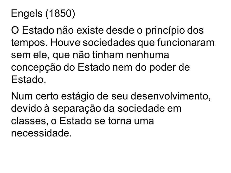 Engels (1850)