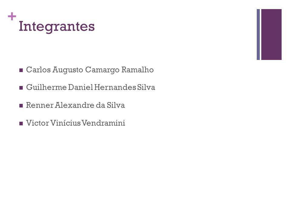 Integrantes Carlos Augusto Camargo Ramalho