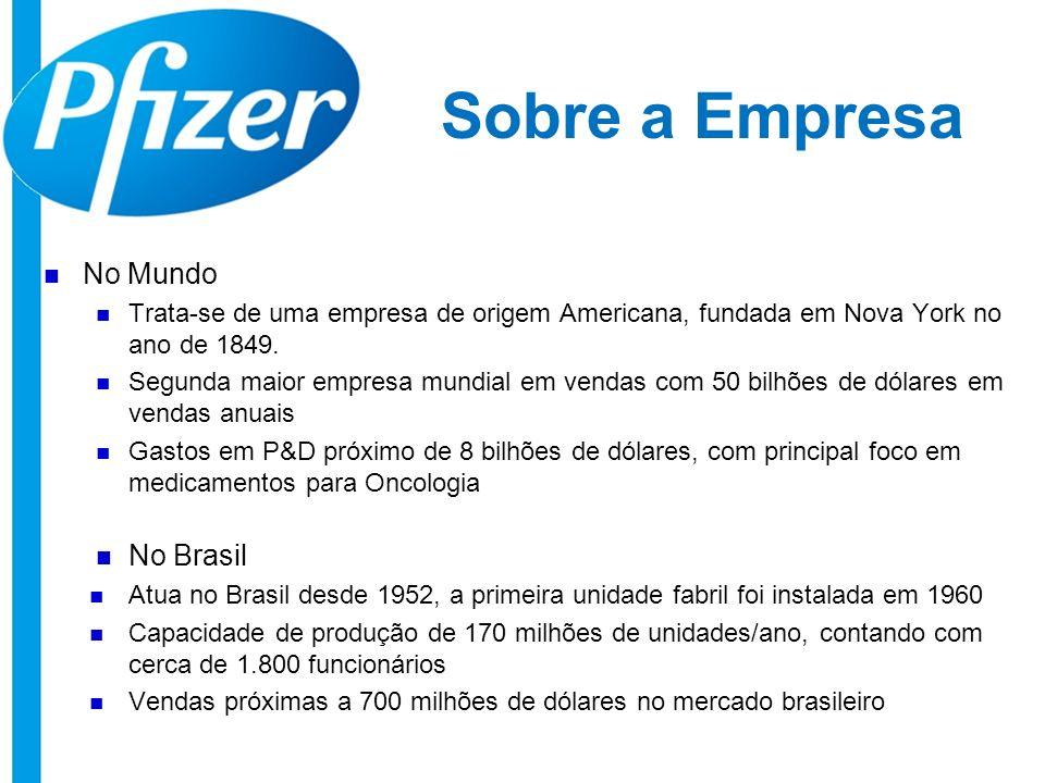 Sobre a Empresa No Mundo No Brasil