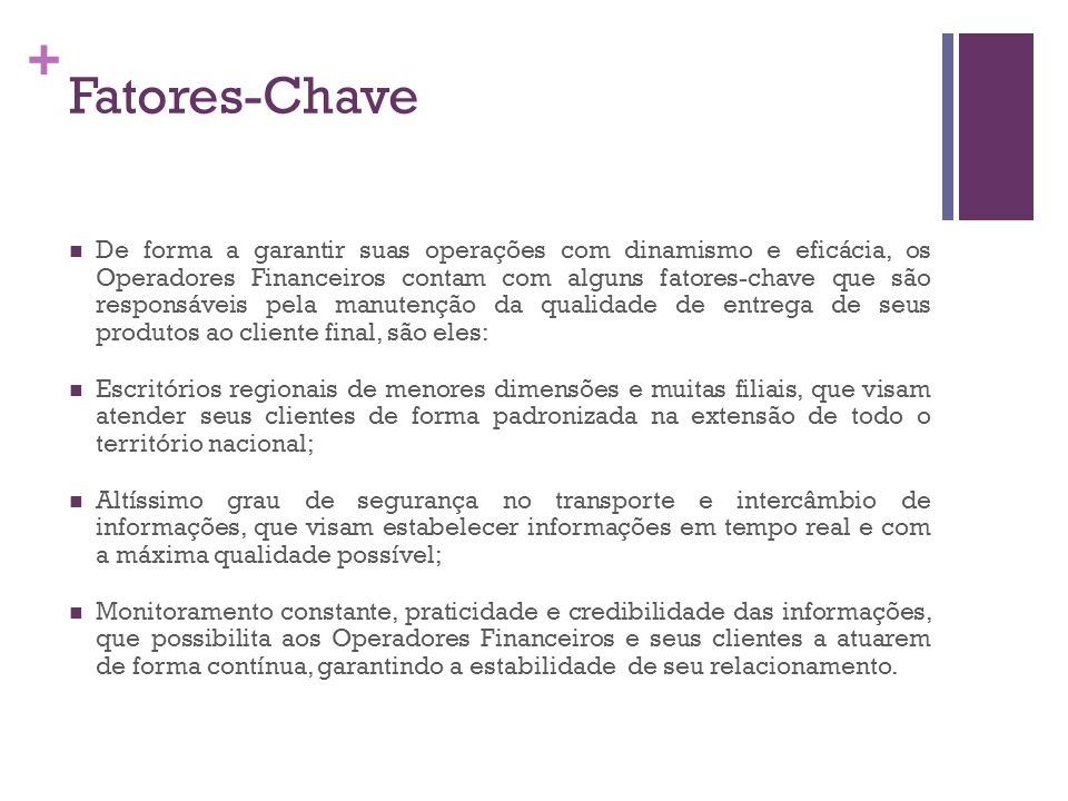 Fatores-Chave
