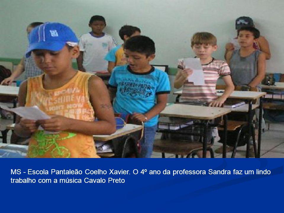 MS - Escola Pantaleão Coelho Xavier