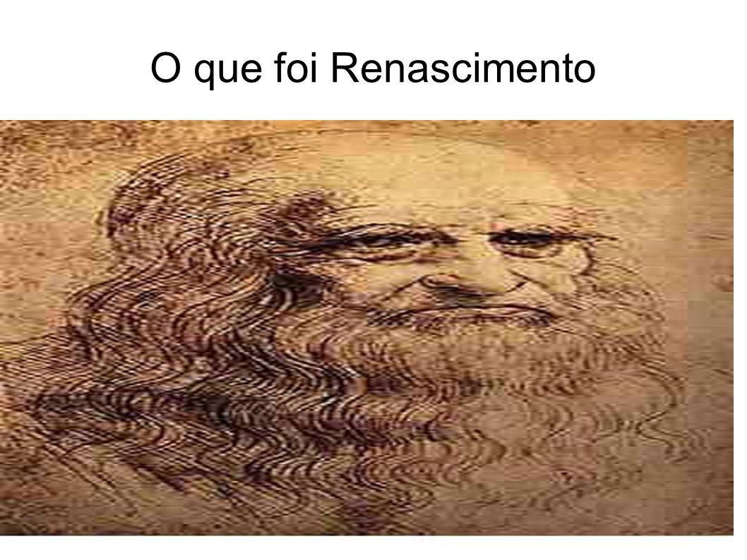 O que foi Renascimento