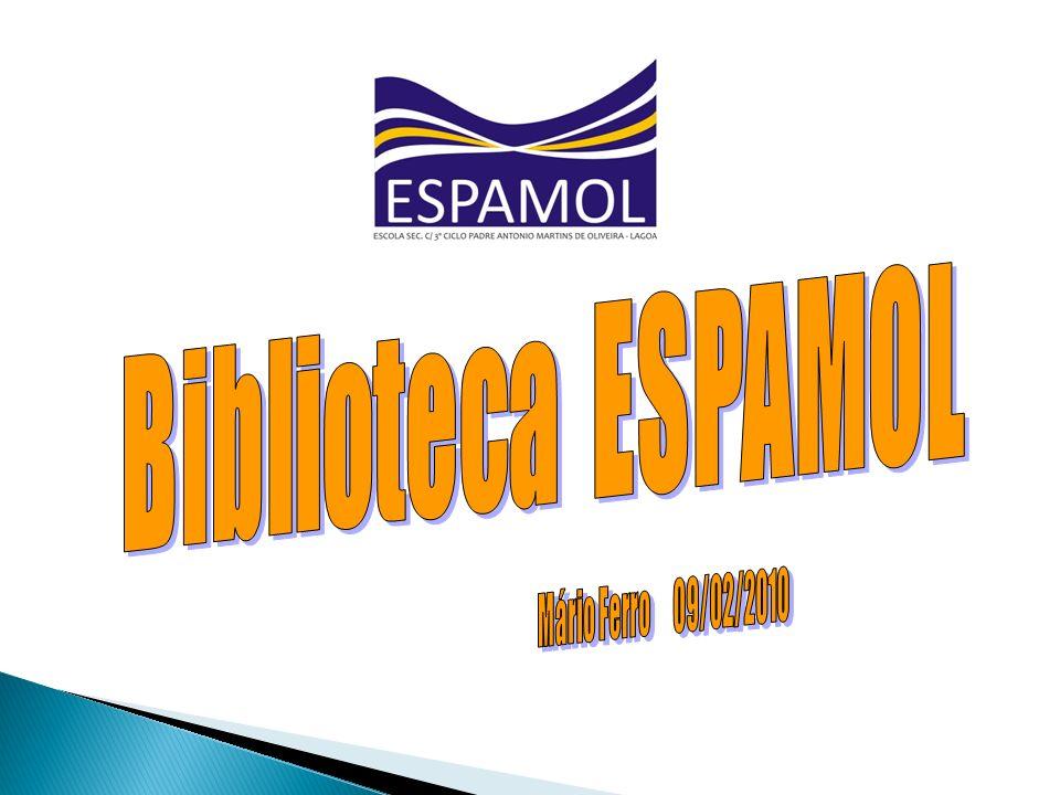 Biblioteca ESPAMOL Mário Ferro 09/02/2010