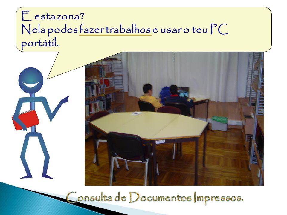 Consulta de Documentos Impressos.
