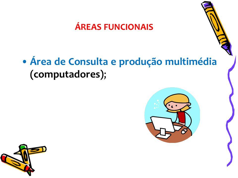 Área de Consulta e produção multimédia (computadores);
