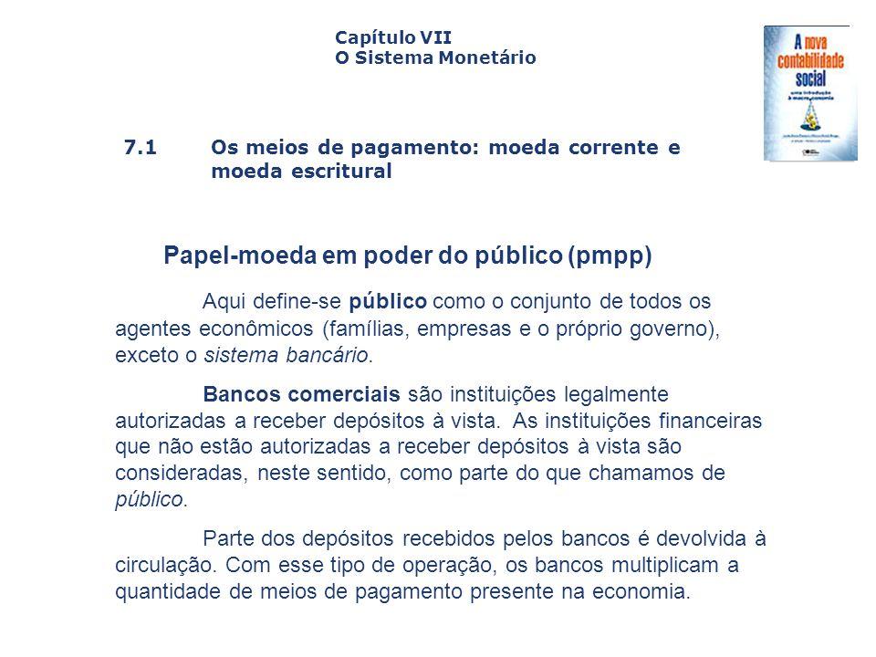 Papel-moeda em poder do público (pmpp)