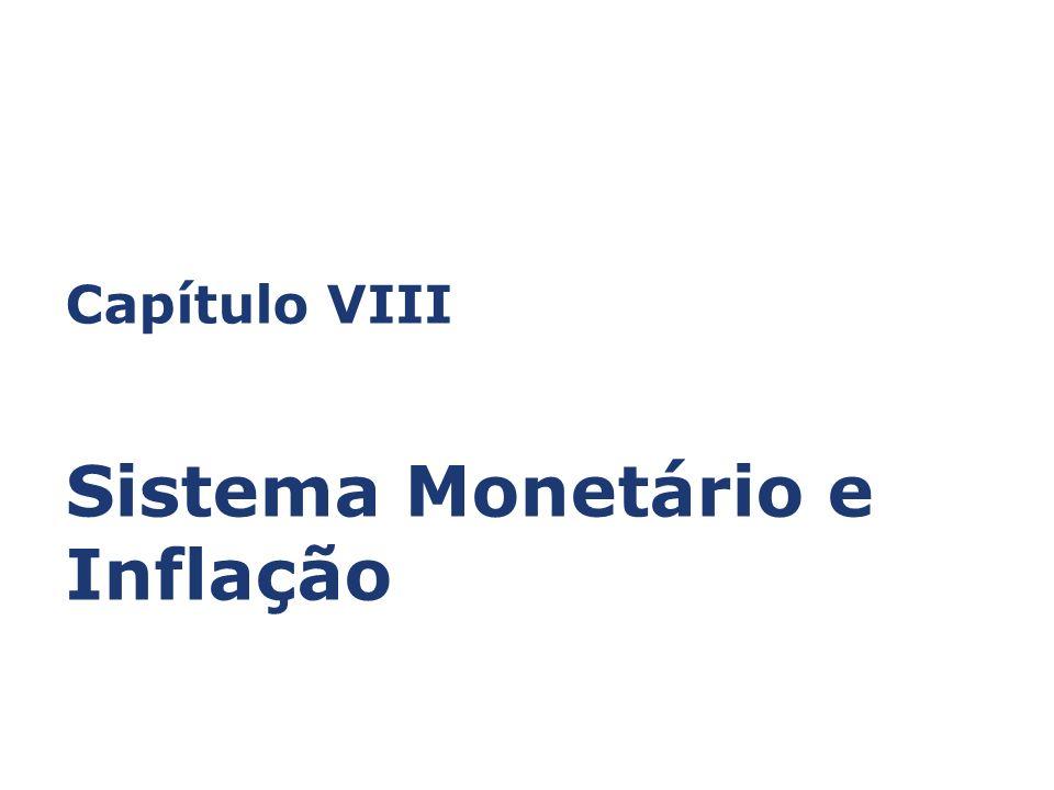 Sistema Monetário e Inflação