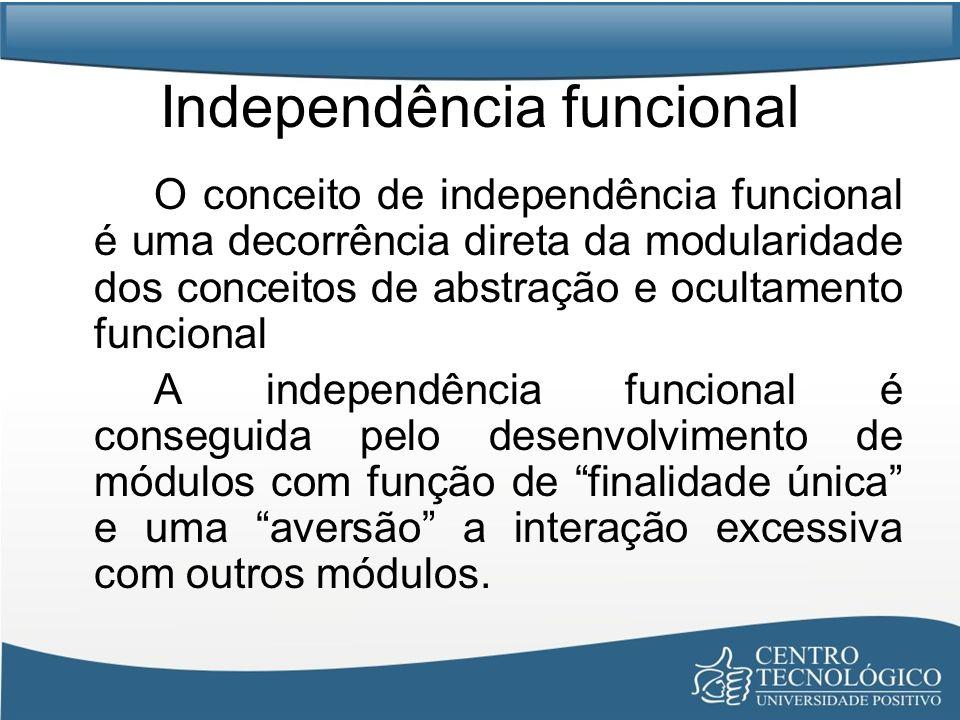 Independência funcional