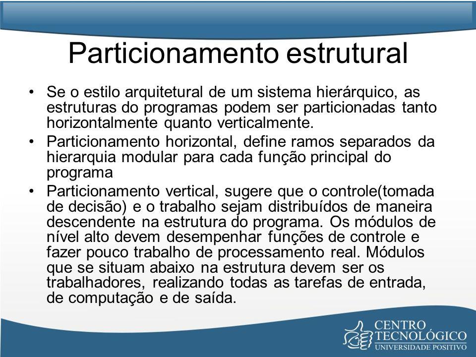 Particionamento estrutural