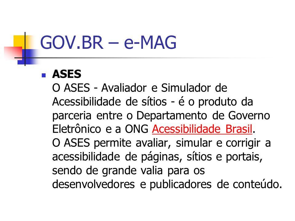 GOV.BR – e-MAG