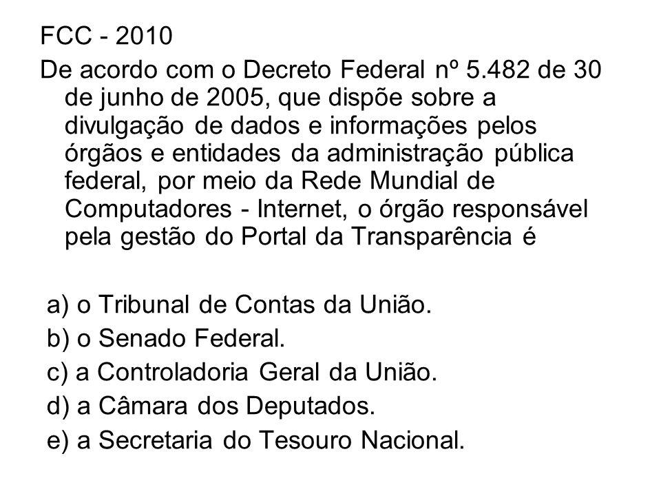 FCC - 2010