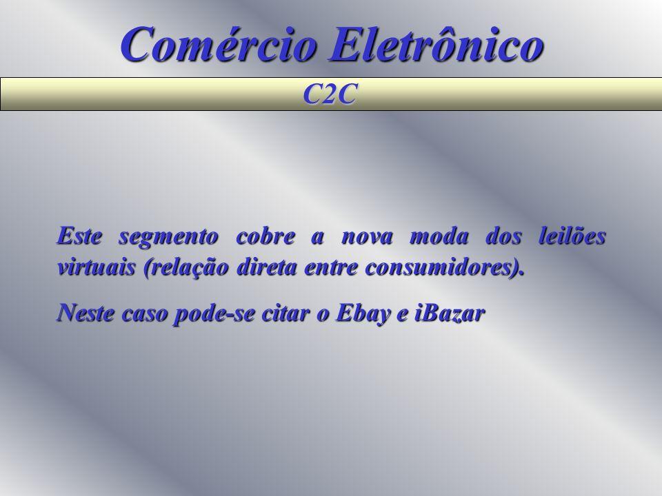 Comércio Eletrônico C2C