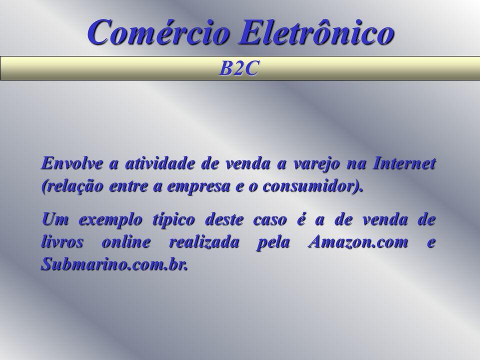 Comércio Eletrônico B2C