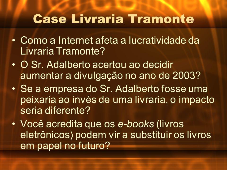 Case Livraria Tramonte