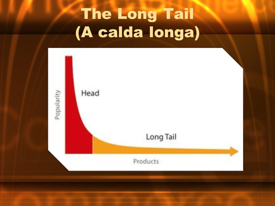 The Long Tail (A calda longa)