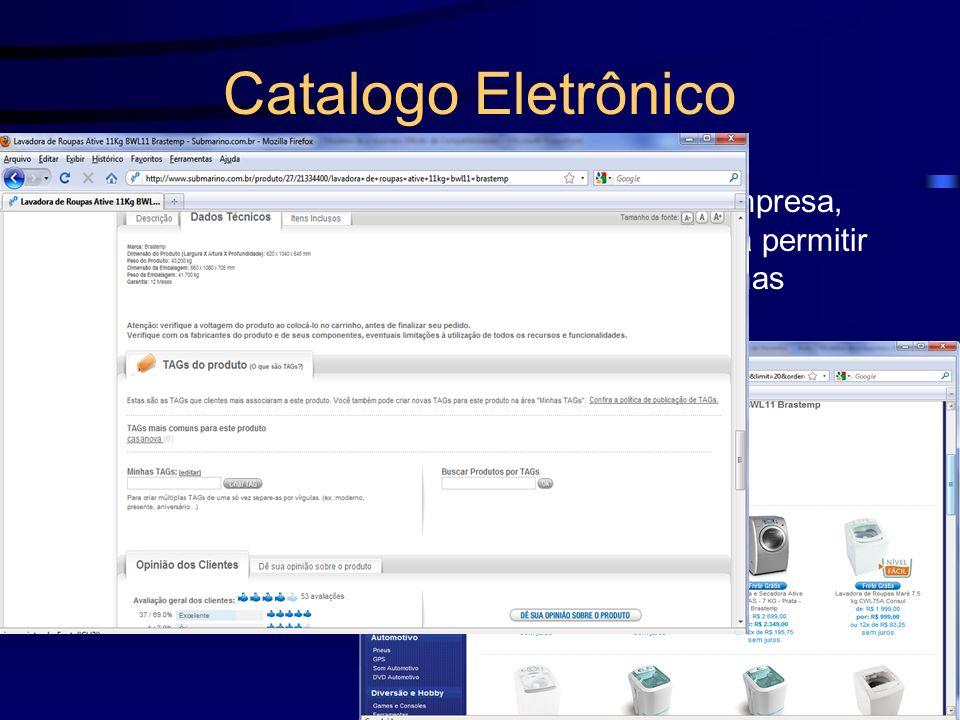 Catalogo Eletrônico