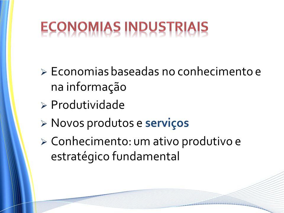 Economias Industriais