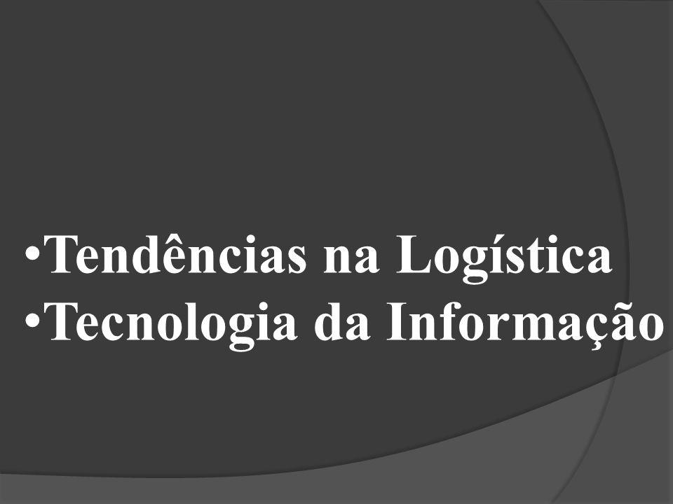 Tendências na Logística