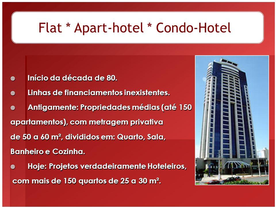 Flat * Apart-hotel * Condo-Hotel