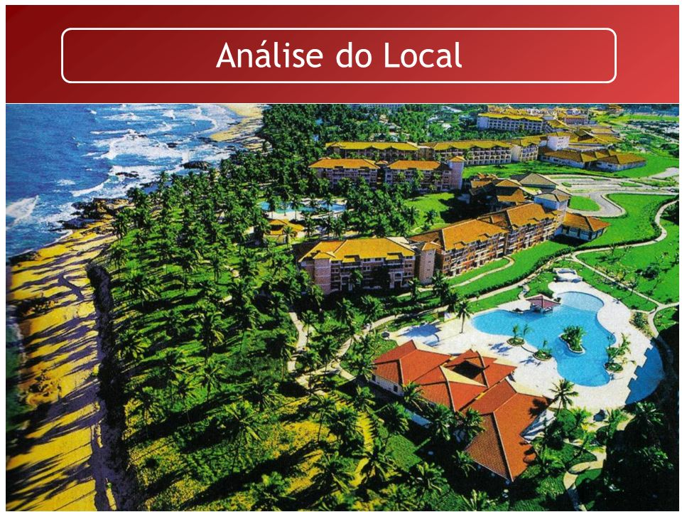 Análise do Local