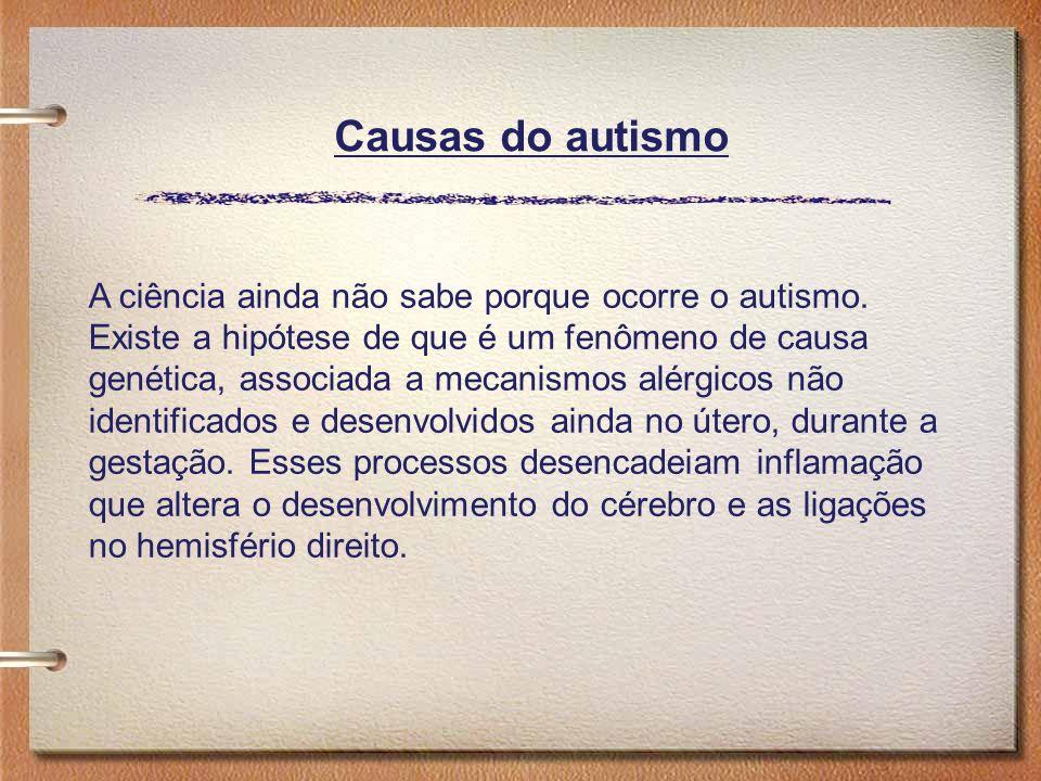 Causas do autismo